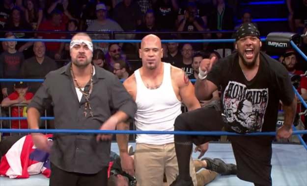 OGz podrían abandonar pronto Impact Wrestling