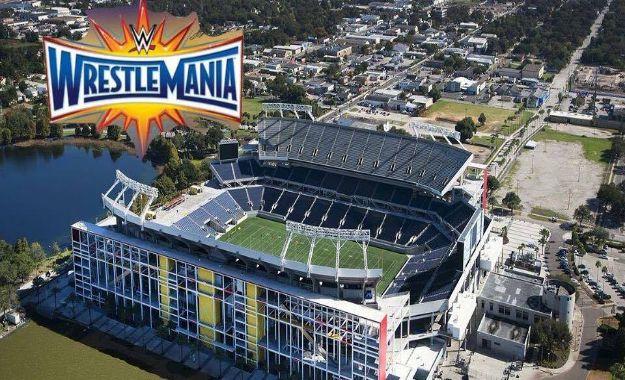 Orlando busca organizar una nueva edición de Wrestlemania
