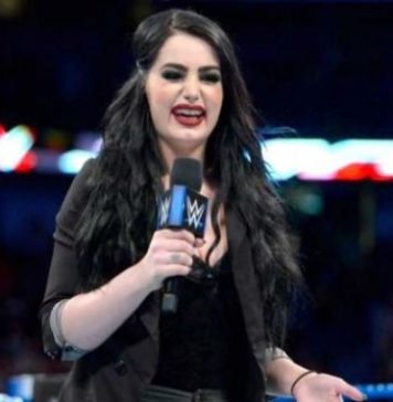 Paige quiere ser introducida al WWE Hall of Fame