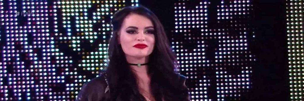 Regreso de Paige a RAW