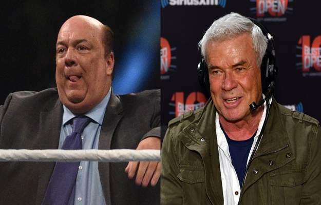 Paul Heyman y Eric Bischoff como directores creativos en WWE