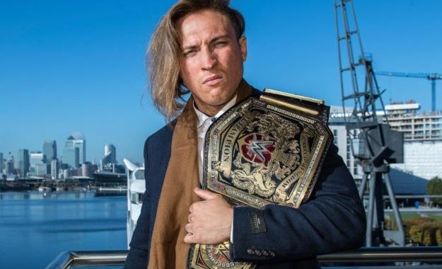 WWE noticias Pete Dunne