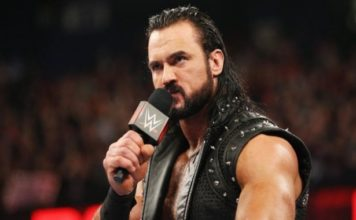 Plan a Futuro para Drew McIntyre en Monday Night RAW