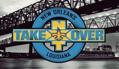 Plan cancelado para el NXT TakeOver Nueva Orleans