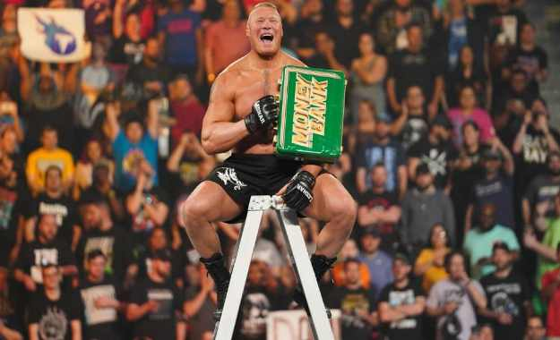 Planes para Brock Lesnar después del Super ShowDown