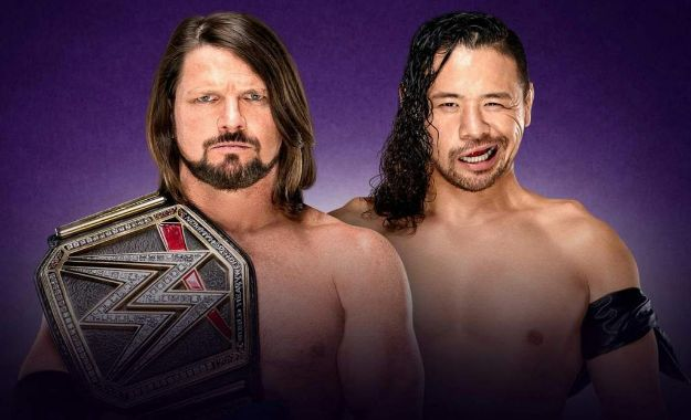 Posible Iron Man Match entre Styles y Nakamura en Money In The Bank