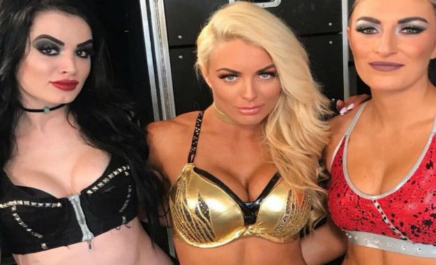 !Posible Spoiler¡ Paige y Sonya Deville en la próxima temporada de Total Divas
