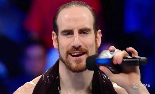 Posible lesión de Aiden English en Greatest Royal Rumble