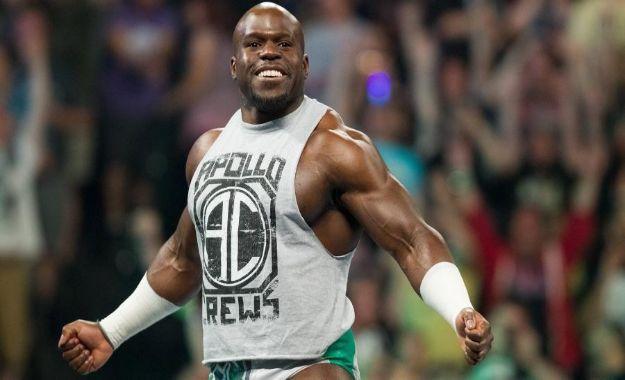 Posible lesión de Apollo Crews en un live show de WWE RAW