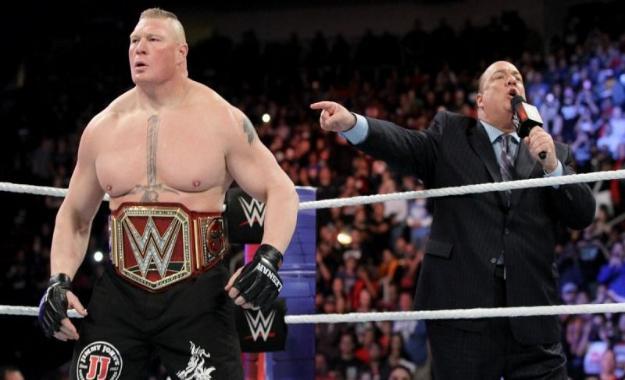 Posible razón por la que Vince McMahon decidiera cambiar el rival de Brock Lesnar en Survivor Series