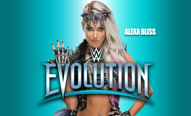 Posible reemplazo para Alexa Bliss en WWE Evolution