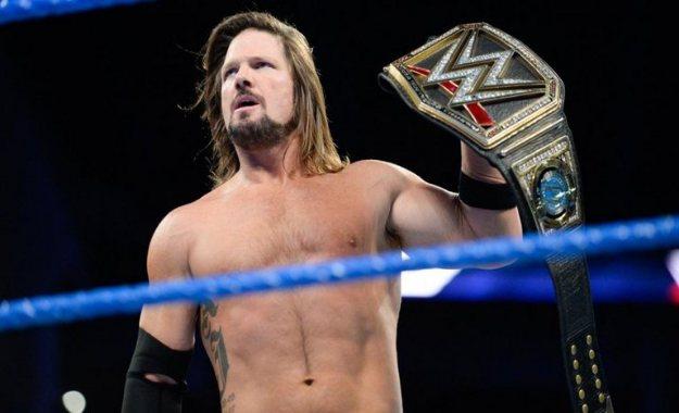 AJ Styles explica por qué dejó Impact Wrestling