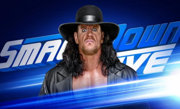 Posible rol de The Undertaker en SmackDown 1000