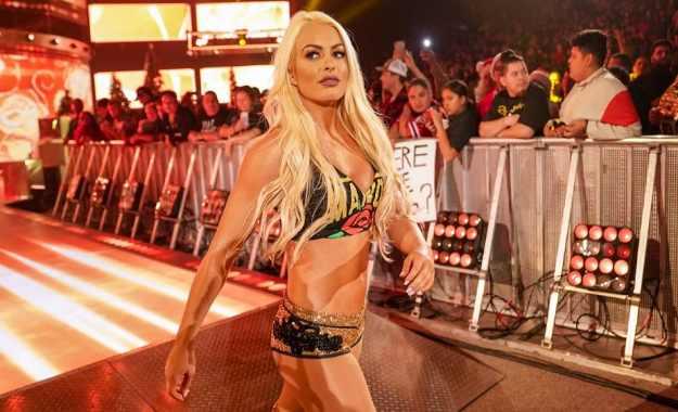 Posible storyline para Mandy Rose en Smackdown Live