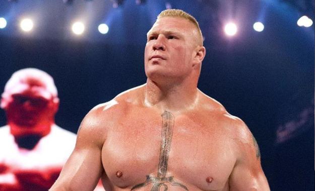 Posibles planes para Brock Lesnar de cara a SmackDown Live en FOX