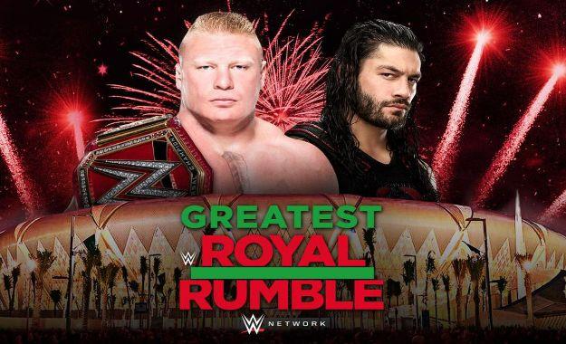 Posibles planes para el campeonato Universal en Greatest Royal Rumble