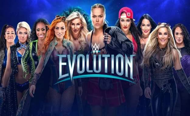 Posibles talentos de NXT que podrían aparecer en Evolution