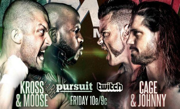 Previa Impact Wrestling 1 febrero