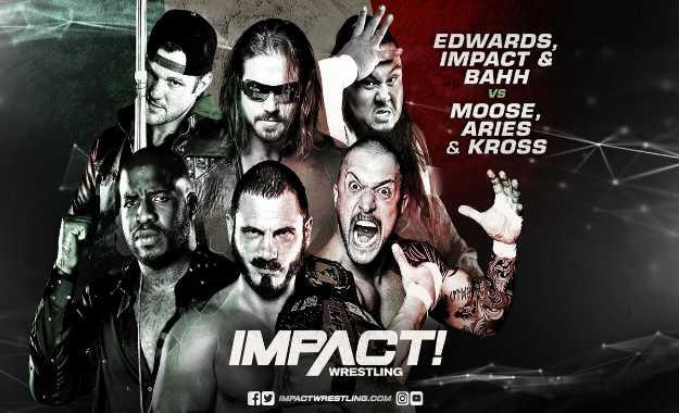 Previa Impact Wrestling del 11 de Octubre
