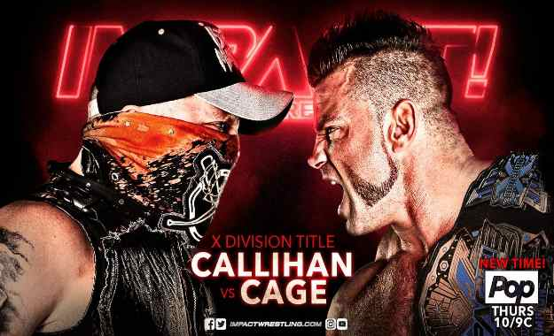 Previa Impact Wrestling del 15 de Noviembre