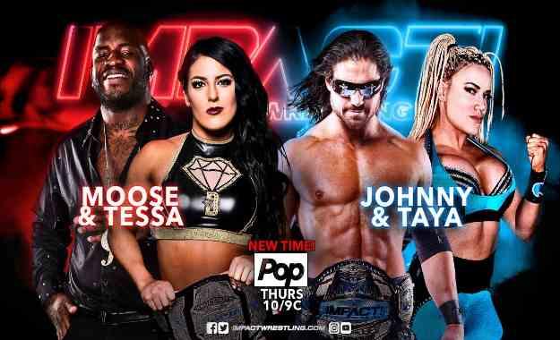 Resultados de Impact Wrestling del 6 de Diciembre