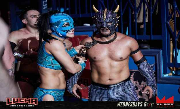 Previa Lucha Underground 8 de Agosto