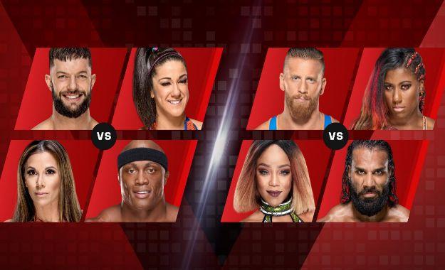 WWE Mixed Match Challenge 27 de Noviembre (Cobertura y Resultados en Directo)
