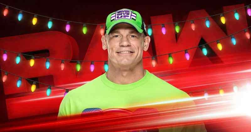 Previa Monday Night RAW 24 Diciembre