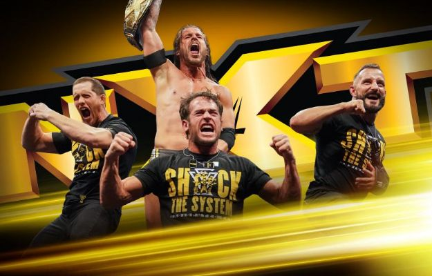 Previa NXT del 19 de junio