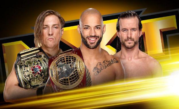 Previa NXT 10 octubre