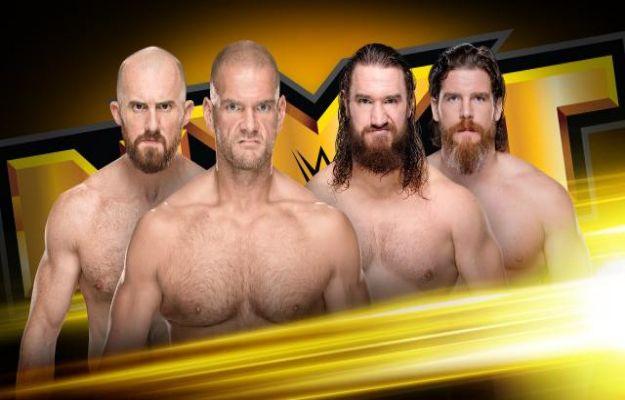 Previa NXT 29 Mayo