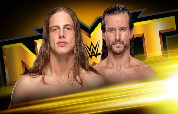 Previa NXT 8 de mayo