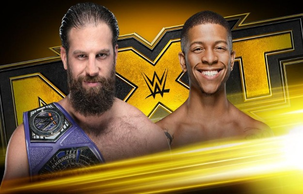Previa NXT 9 octubre