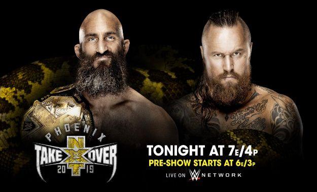 Previa NXT Takeover Phoenix