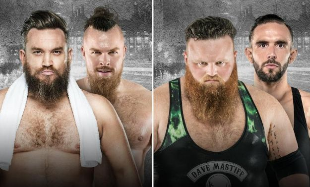 Previa NXT UK