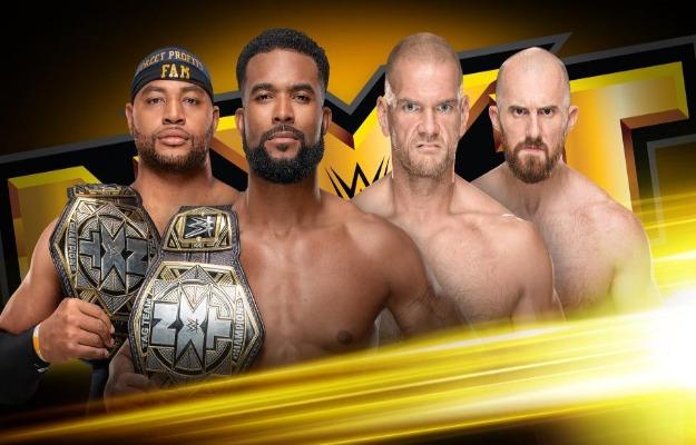 Previa NXT del 10 de julio