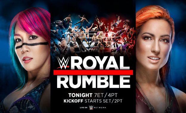 Previa Royal Rumble 2019