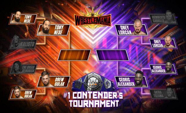 Previa WWE 205 Live