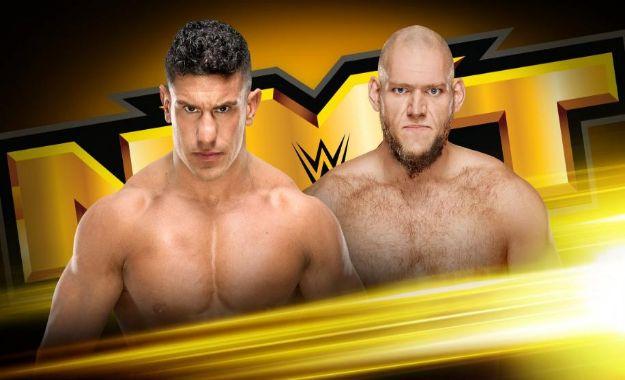 Previa WWE NXT 3 de Octubre