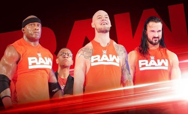 Previa WWE RAW 19 noviembre
