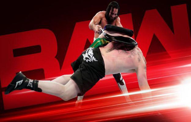 Previa WWE RAW