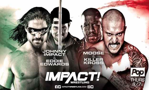 Previa de Impact Wrestling del 27 de Septiembre