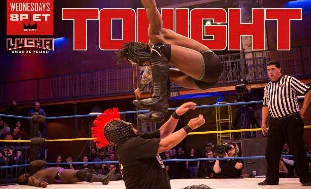 Previa de Lucha Underground del 1 de Agosto