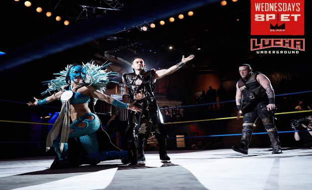 Previa de Lucha Underground del 15 de Agosto