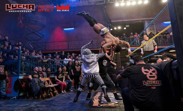 Previa de Lucha Underground del 18 de Julio