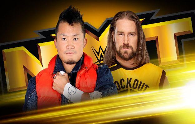 Previa de NXT del 1 de mayo