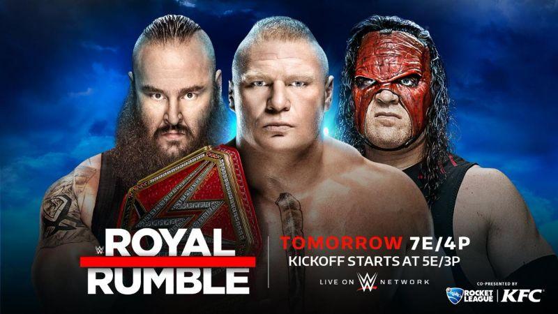 Resultado de imagen para WWE Royal Rumble 2018
