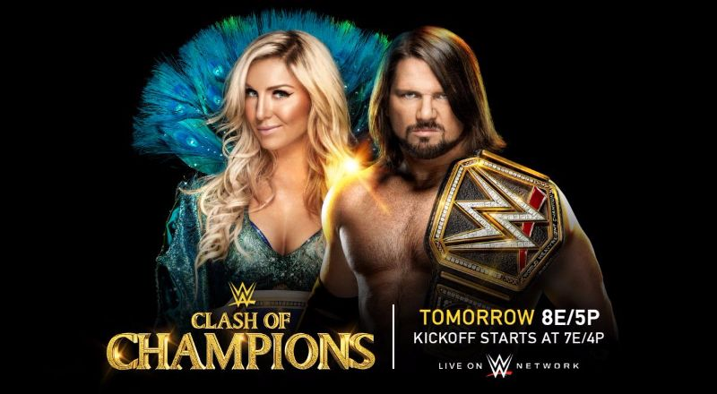 Previa de WWE Clash of Champions
