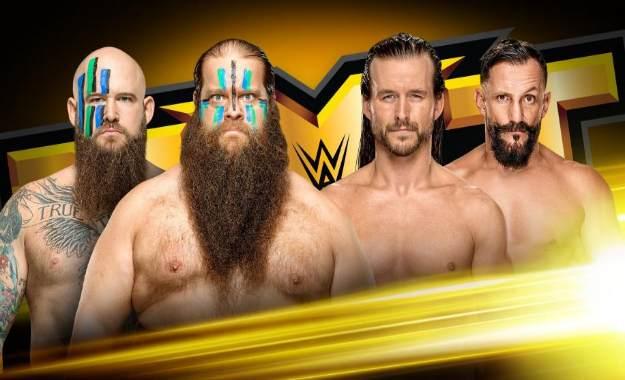 WWE NXT 31 de Octubre (Cobertura y resultados en directo)