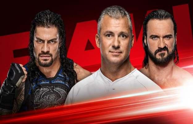 WWE RAW en vivo 24 de Junio. Cobertura y Resultados.